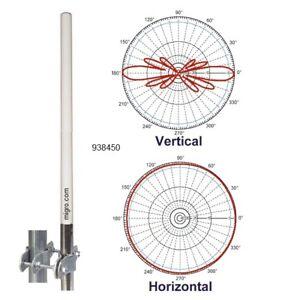 """440-450MHz Base Antenna 5/' 11/"""" 200 watts Comet GP-3 VHF//UHF DualBand 144-148"""