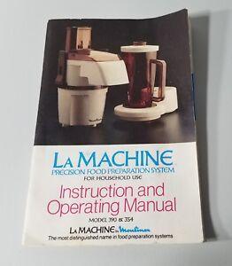 Moulinex regal la machine ii lm2 food processor replacement part.