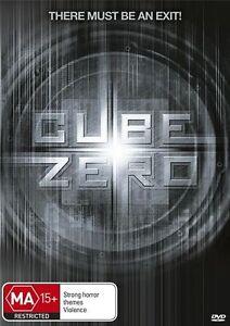 Cube-Zero-DVD-BRAND-NEW-SEALED