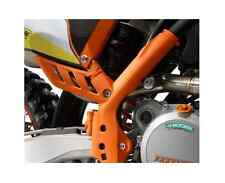 NEW KTM FRAME PROTECTION GUARDS ORANGE SX SXF XC XCW EXC 2012-2015 7720309400004