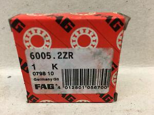 6006.2RSR FAG Typ Rillenkugellager 30x55x13 NEU//OVP
