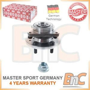 GENUINE-MASTER-SPORT-GERMANY-HEAVY-DUTY-FRONT-WHEEL-HUB-FOR-LAND-ROVER