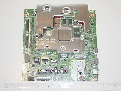 """BRAND NEW LG 49UJ6500 Main board EBT64513303 with cable 49/"""" TV"""