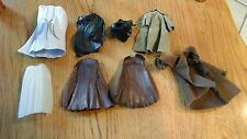 STAR WARS WEAPONS, LIGHT SABERS, CAPES, FIGURE ACCESSORIES