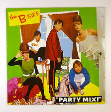 """12"""" LP - The B-52's - Party Mix! - B3454 - washed & cleaned"""