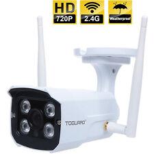 HD 720P WIFI Security Camera Cam IP Camera IR Control Night Vision Waterproof