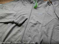 Hugo Boss Mens Grey Sports Sweatshirt Jumper Jeans T-shirt Tracksuit Top Xxl