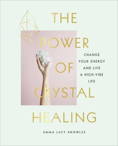 Power of Crystal Healing by Marion McGeough New Hardback Book