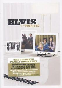 Elvis-PRESLEY-034-Elvis-PRESLEYS-dal-039-2-DVD-NUOVO