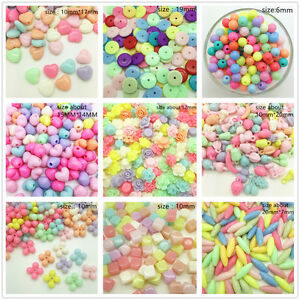 DIY-Various-Styles-Multicolour-Acrylic-Pearl-Loose-Beads-Jewelry-Making-Craft