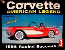 Corvette American Legend 1956 Racing Noland Adams Volume 3 Book part Zora Duntov