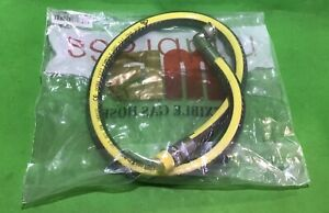 Midbrass-Micropoint-Gas-Hose-Natural-Gas-LPG-1000mm-EN14800-NEW