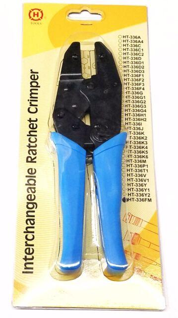 Plus Dies HT-2E for Pin Terminal Interchangeable Ratchet Crimper HT-336FM