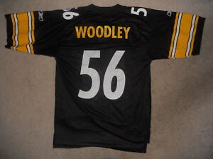 fd5d6881a1f Image is loading Pittsburgh-Steelers-NFL-Football-Jersey-LaMarr-Woodley-56-