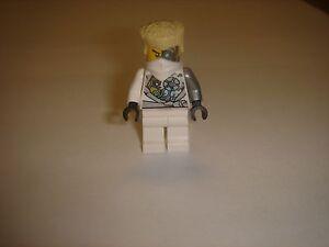Techno Zane Rebooted minifigure toy figure