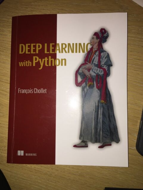 Chollet Francois-Deep Learning With Python (Importación USA) BOOK NUEVO