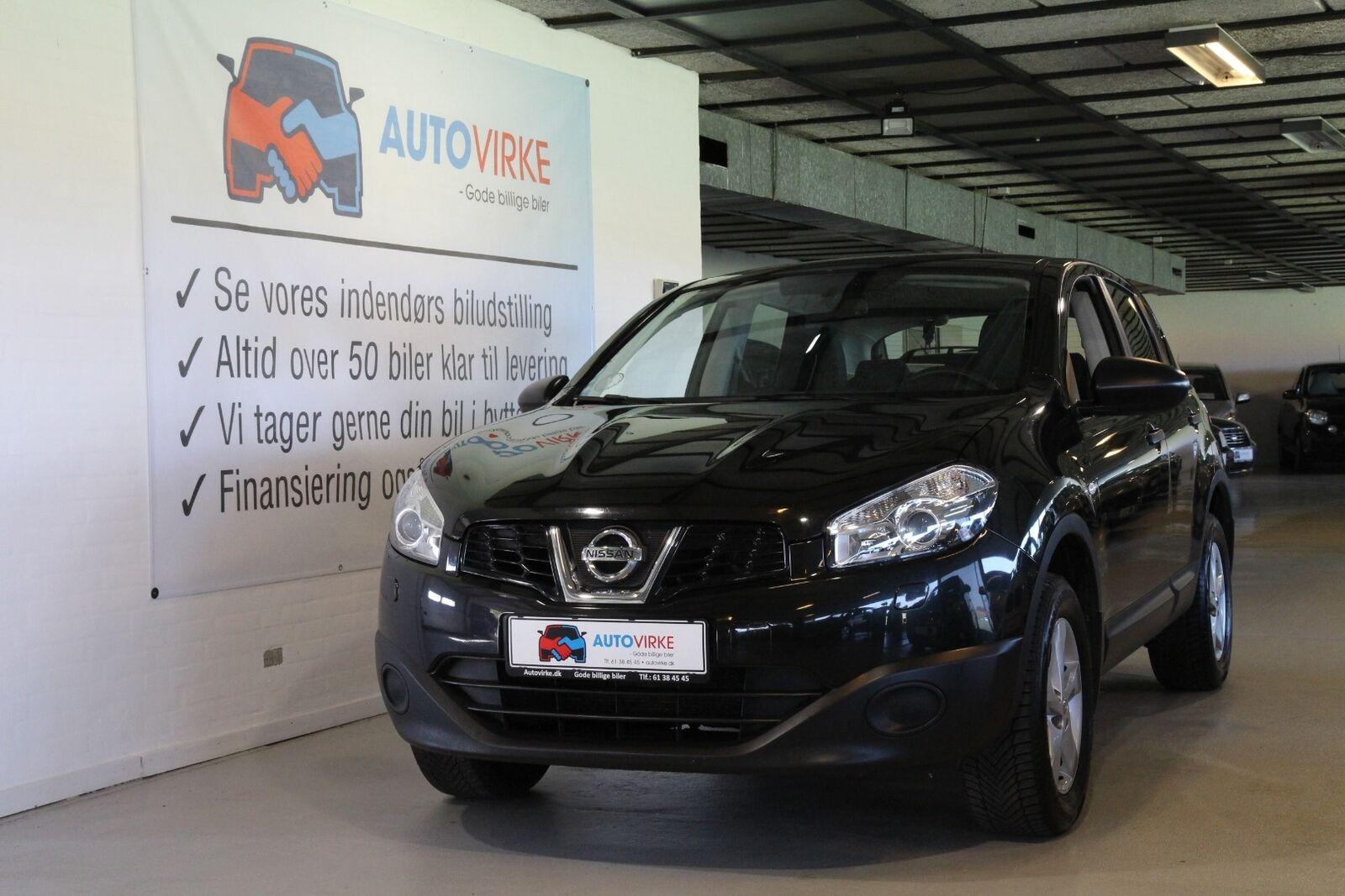 Nissan Qashqai 1,6 Visia 5d