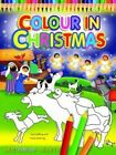 Colour in Christmas by Jan Godfrey (Paperback, 2014)