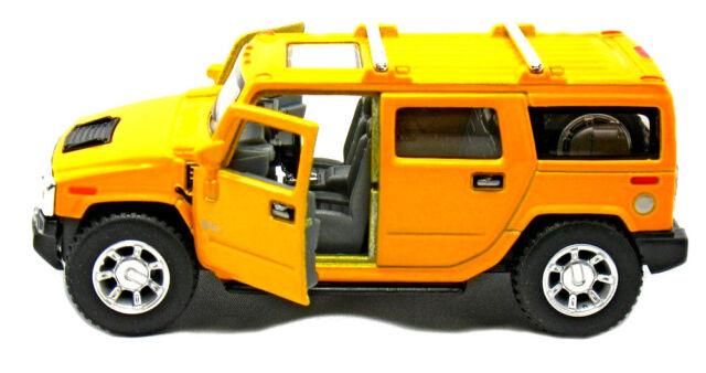 Kinsmart 2008 Hummer H2 Suv 1 40 Scale 5 Cast Model Car Brand New