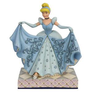 Enesco Disney Traditions Cinderella Transformation Dream Come True Figurine