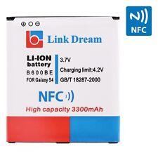 P1 BATTERIA POTENZIATA 3300MAH+NFC SAMSUNG PER GALAXY S4 GT-i9505 i9515 RICAMBIO