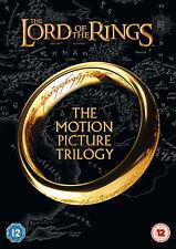 The Lord Of The Rings Trilogy (DVD) Elijah Wood, Sean Bean, Viggo Mortensen