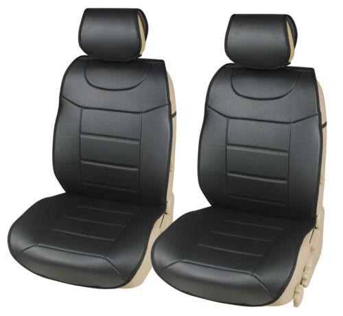 2 Sitzauflagen Sitzkissen Sitzauflage Autositzauflage Sitzauflieger Kunstleder