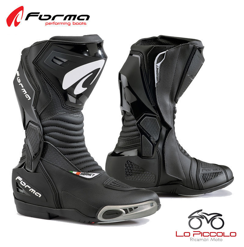 FORV26W Boots Forma Hornet Dry High Waterproof Driving Track Motorcycle Size 48