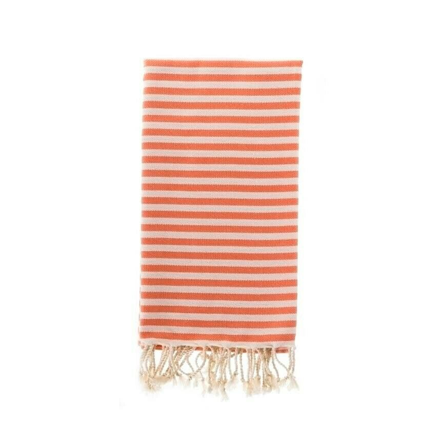 Stylish Luxury Hand Loomed Beach Towel- 100% cotton- MSRP