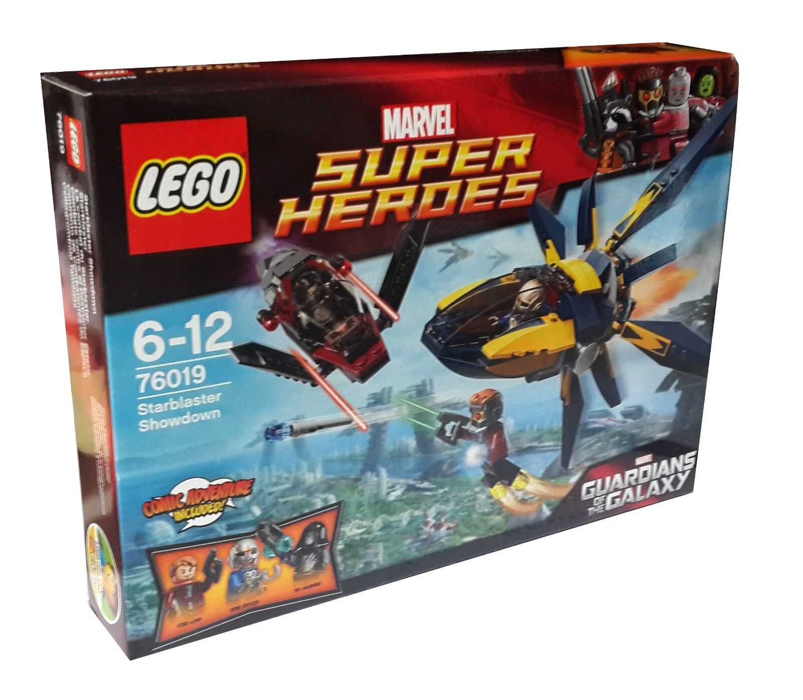 LEGO 76019  Super Heroes Starblaster Showdown