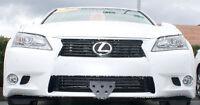 2013-2014 Lexus Gs350 - Removable Front License Plate Bracket