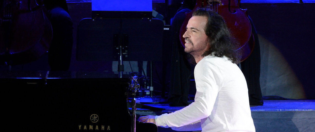 Yanni Tickets (18+ Event)