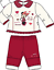 Baby Girls MINNIE MOUSE Disney Character Tracksuit Outfit /& Sets,6,12,18,23,mths