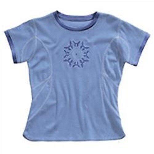 Girl/'s Regatta /'Delilah/' Blue T-Shirt.