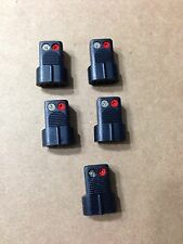 5x NEW BOSE AC-2 Jewel cube SPEAKER WIRE ADAPTERs.LIFESTYLE 35,48 V30 V35.Black.