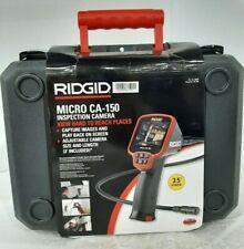 New Listingridgid 36848 Model Micro Ca 150 Hand Held Inspection Camera Borescope