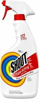 Shout Triple-acting Laundry Stain Remover Trigger Spray 22 Oz (pack Of 4) on Sale