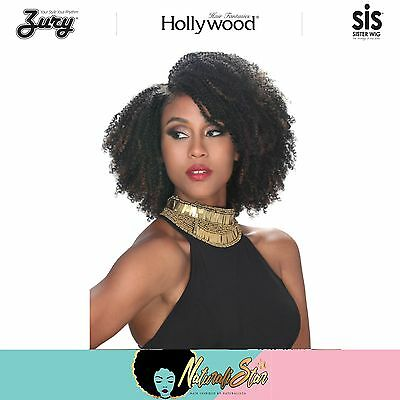 Zury Hollywood Sis Wig Naturalistar Pre-tweezed
