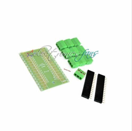 Expansion Board Terminal Adapter DIY Kits for Arduino NANO IO Shield V1.0 C2 AHS