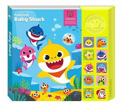 Pinkfong Chinese Song Sound Book Chinese Version For Baby/&Kids