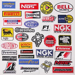 ANY-034-RACE-SPONSOR-034-MOTORSPORT-PATCH-1-45-WHOLESALE-amp-80p-Postage-UK-SELLER