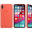 Para-Apple-iPhone-XS-Max-XR-6-7-de-8-PLUS-de-silicona-suave-cubierta-estuche-original-de-Fabricante miniatura 11