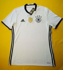 80a3c4eaf 5+ 5 Germany soccer jersey medium 2016 home shirt AI5014 football ...