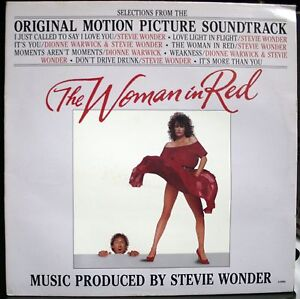 Vinyl Record Album Soul Funk Lp The Woman In Red