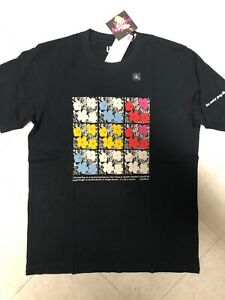 UNIQLO-X-ANDY-WARHOL-SPRZ-NY-MOMA-Graphic-Tee-US-size-S-XXL-NWT-Black-Sold-Out