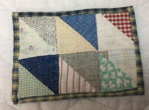 Little Calico Doll Quilt