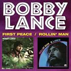 First Peace/rollin Man 0848064003328 by Bobby Lance CD