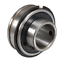 "1/"" SER207-23 Insert Bearing With Set Screw SER207-23 ZSKL"