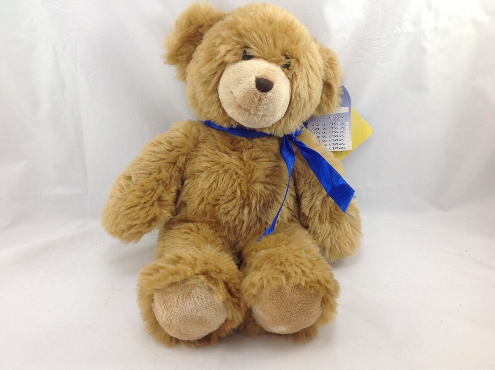 New with tag Build a bear 17  Read Teddy II 2 Tags NWT