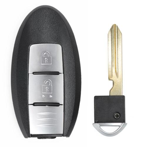 TWB1J701 315MHz 2 Button Smart Remote Key Fob for Nissan Micra K13 March K13
